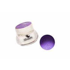 Цветная акриловая пудра для дизайна ногтей Фиолетовая (8 г.) 3739