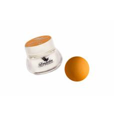 Цветная акриловая пудра для дизайна ногтей Оранжевая (8 г.) 3744