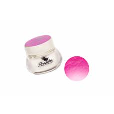 Цветная акриловая пудра для дизайна ногтей Фуксия (8 г.) 3745