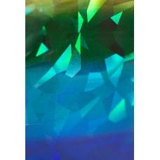 Dona Jerdona фольга 1.5 м голография радужная колейдоскоп крупный