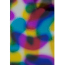 Dona Jerdona   фольга 1.5 м голография радужная