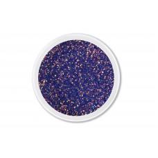 Dona Jerdona Глиттер синий с фиолетовым перламутром 100935