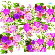 """Слайдер дизайн """"Цветы"""" 466"""