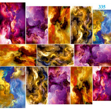 Dona Jerdona Слайдер дизайн (Звездная пыль) 335