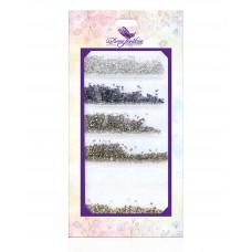 Dona Jerdona Кристаллы пикси 6 цветов 1440шт/уп