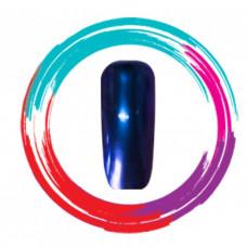 Зеркальная пудра/хамелеон, синий-фиолетовый (1 гр.)