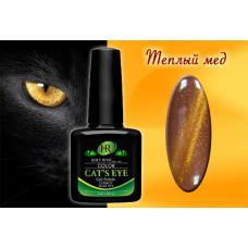 Магнитный гель-лак HR Shellac Cat's Eye 657