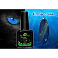 Магнитный гель-лак HR Shellac Cat's Eye 664