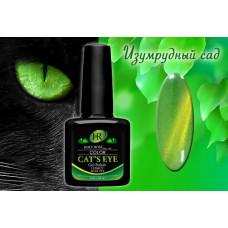 Магнитный гель-лак HR Shellac Cat's Eye 666
