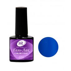HR Shellac Гель-лак 052 Blue Neon