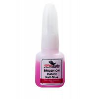 Dona Jerdona Клей-Гель универсальный с кисточкой розовый (10гр) 100187