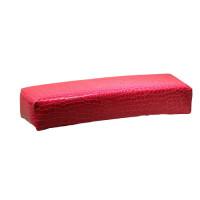 Подлокотник для маникюра 30 см. красный кроко 101472 Dona Jerdona