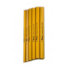 Dona Jerdona трубочки для моделирования арки 6 шт. золотые 100276