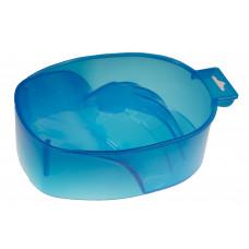 Dona Jerdona Ванночка для маникюра прозрачно-синяя 100871