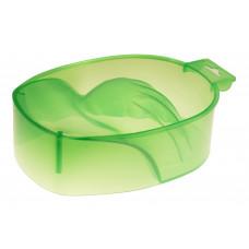 Dona Jerdona Ванночка для маникюра прозрачно-зеленая 100873