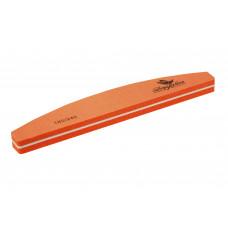Dona Jerdona Шлифовка для ногтей полукруглая оранжевая 180/240 100388