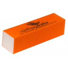 Dona Jerdona Баф шлифовочный для искусственных ногтей оранжевый 100/100 101189