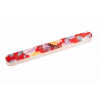 Dona Jerdona Шлифовка прямая красные цветы Д2724-4