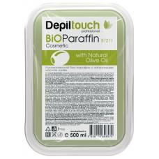 Био - парафин косметический с маслом оливы 500 мл.