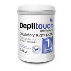 Сахарная паста для депиляции № 1 СВЕРХМЯГКАЯ (Depiltouch professional) 330г