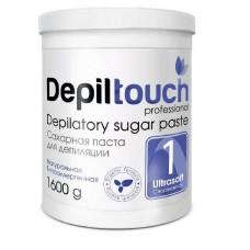 Сахарная паста для депиляции № 1 СВЕРХМЯГКАЯ (Depiltouch professional) 1600г