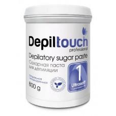 Сахарная паста для депиляции № 1 СВЕРХМЯГКАЯ (Depiltouch professional) 800г