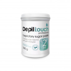 Сахарная паста для депиляции МЯГКАЯ (Depiltouch professional) 330г