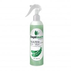 Вода косметическая с экстрактом огурца (Depiltouch professional)