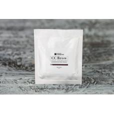 Хна для бровей (DARK BROWN) в саше (темно-коричневая), 10 гр