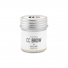 Хна для бровей CC BROW (BLONDE) в баночке, 5 гр