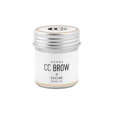 Хна для бровей CC BROW (BLONDE) в баночке, 5 гр