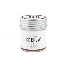 Хна для бровей CC BROW (Brown), в баночке 5 гр