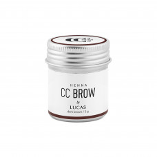 Хна для бровей CC BROW (DARK BROWN), в баночке 5 гр
