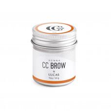 Хна для бровей CC BROW (FOXY), в баночке 10 гр