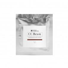 Хна для бровей CC Brow (brown) в саше (коричневый), 5 гр