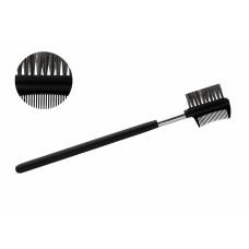 Dona Jerdona Щеточка для ресниц и бровей натуральная щетина