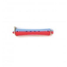 Коклюшки 9 мм длинные красно-синие
