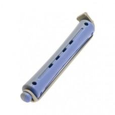 Коклюшки 12 мм длинные серо-голубые