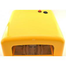 Luxury Лампа UV 36W 120 cек или бесконечность желтая