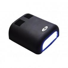 Dona Jerdona Лампа UV 36W 120 cек или бесконечность черная матовая 100100 Ч