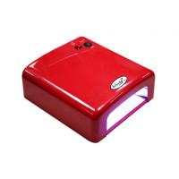 Luxury Лампа UV 36W 120 cек или бесконечность красная