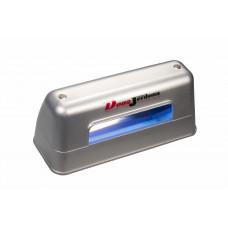 Dona Jerdona Лампа UV 12W квадратная серебряная Д660