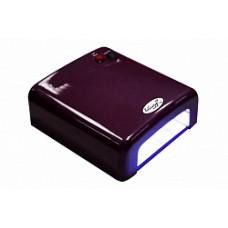 Luxury Лампа UV 36W 120 cек или бесконечность баклажановая