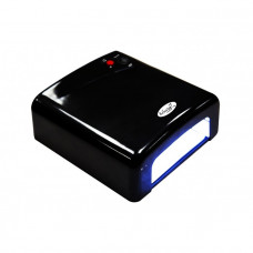 Luxury Лампа UV 36W 120 cек или бесконечность черная