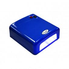 Luxury Лампа UV 36W 120 cек или бесконечность синяя