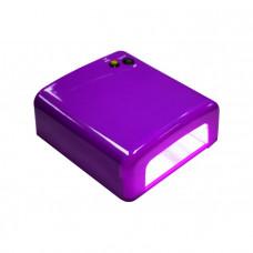 Holy Rose Лампа UV 36W 120 cек или бесконечность фиолетовая