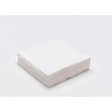 Салфетки бумажные однослойные
