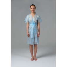 Халат-кимоно без рукавов 10 шт