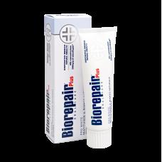 Biorepair Pro White PLUS / Биорепейр Плюс Про Вайт зубная паста 75 мл