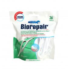 Biorepair® Dental FlossPick Зубная нить с держателем 36 шт